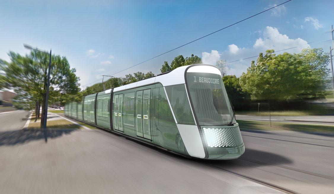 Tramway Nantes 2023